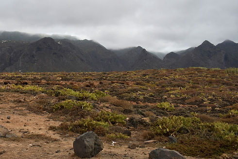 Teno Mountains in North Tenerife