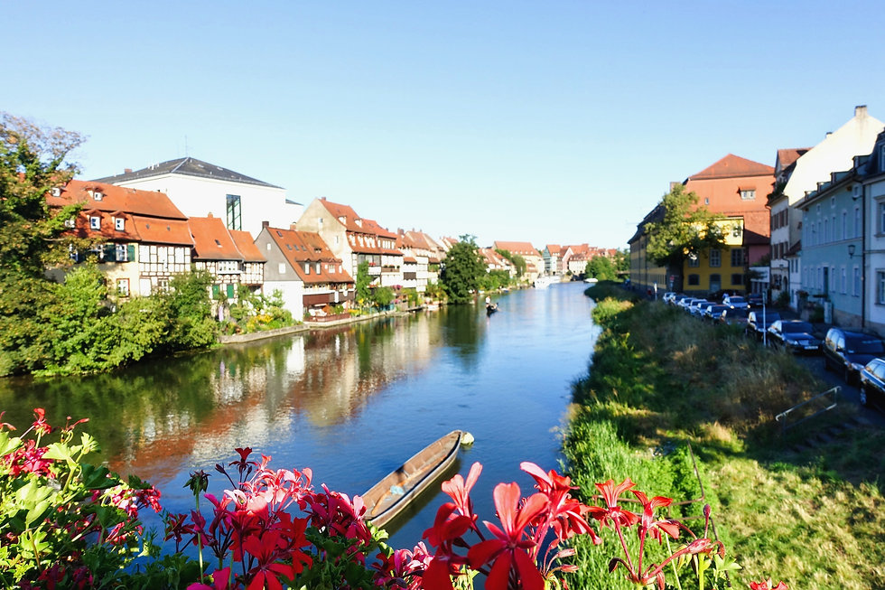 Giving Getaway's Most Underrated Cities in Germany