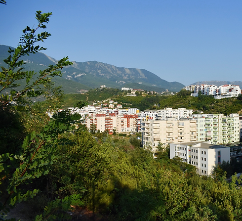 View over Tirana (2) (Image by Anna Osowska)