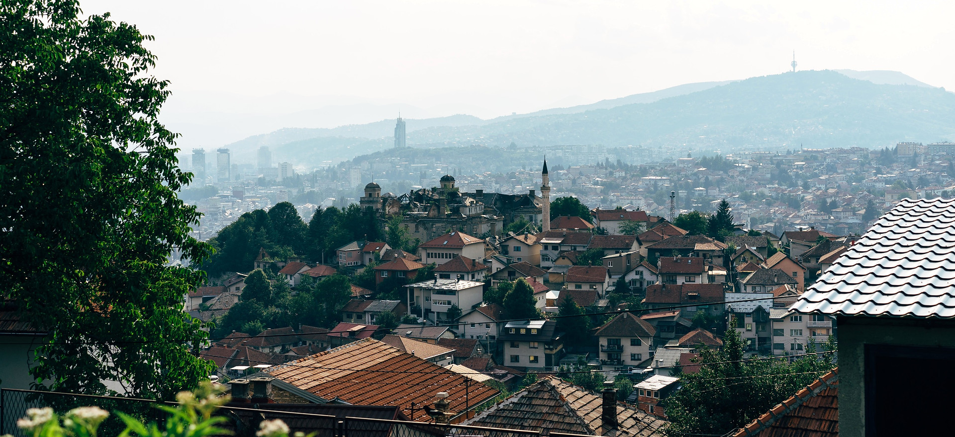The Balkan Series - Part 1: Sarajevo Subjectively