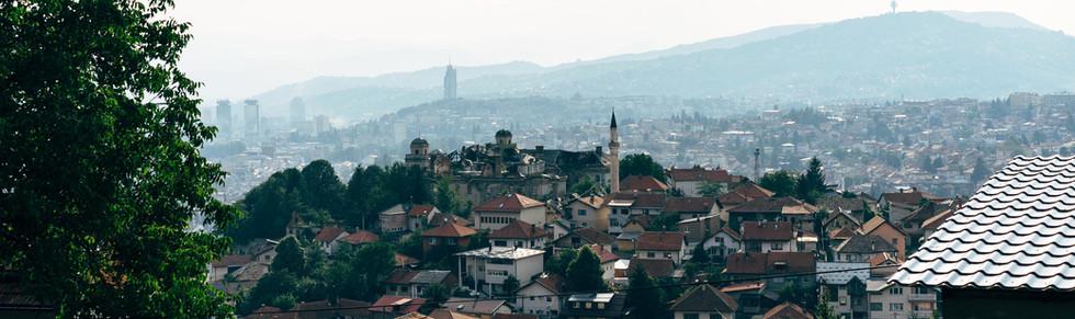 The Balkan Series - Part 1: Sarajevo Subjectively