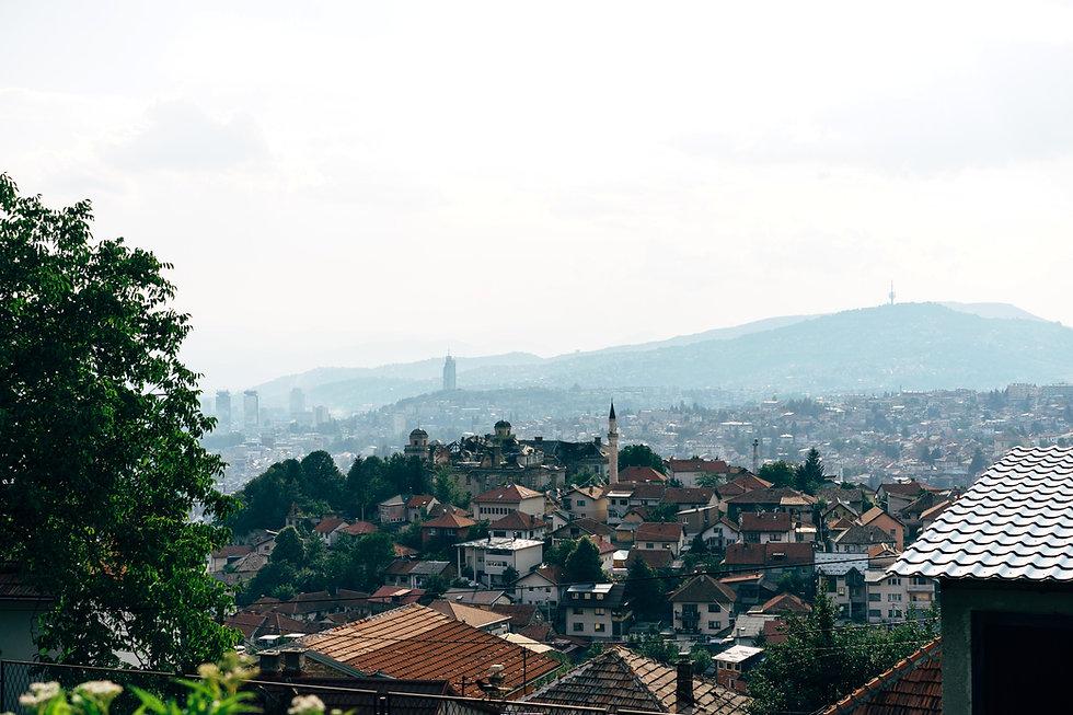 Balkan Series Part 1: Sarajevo