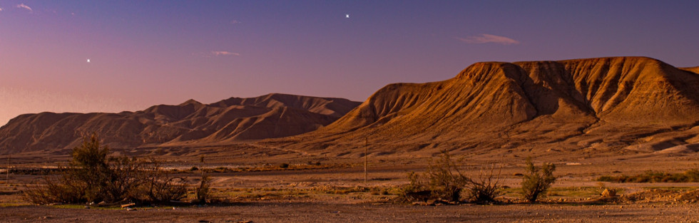 Israeli Deserts - Part 1: The Judean Desert - Israel's Barren Beauty