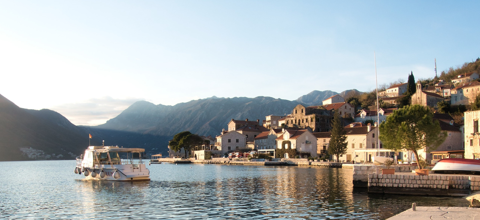 The Balkan Series - Part 6: Kotor Bay - Pearl of the Balkans