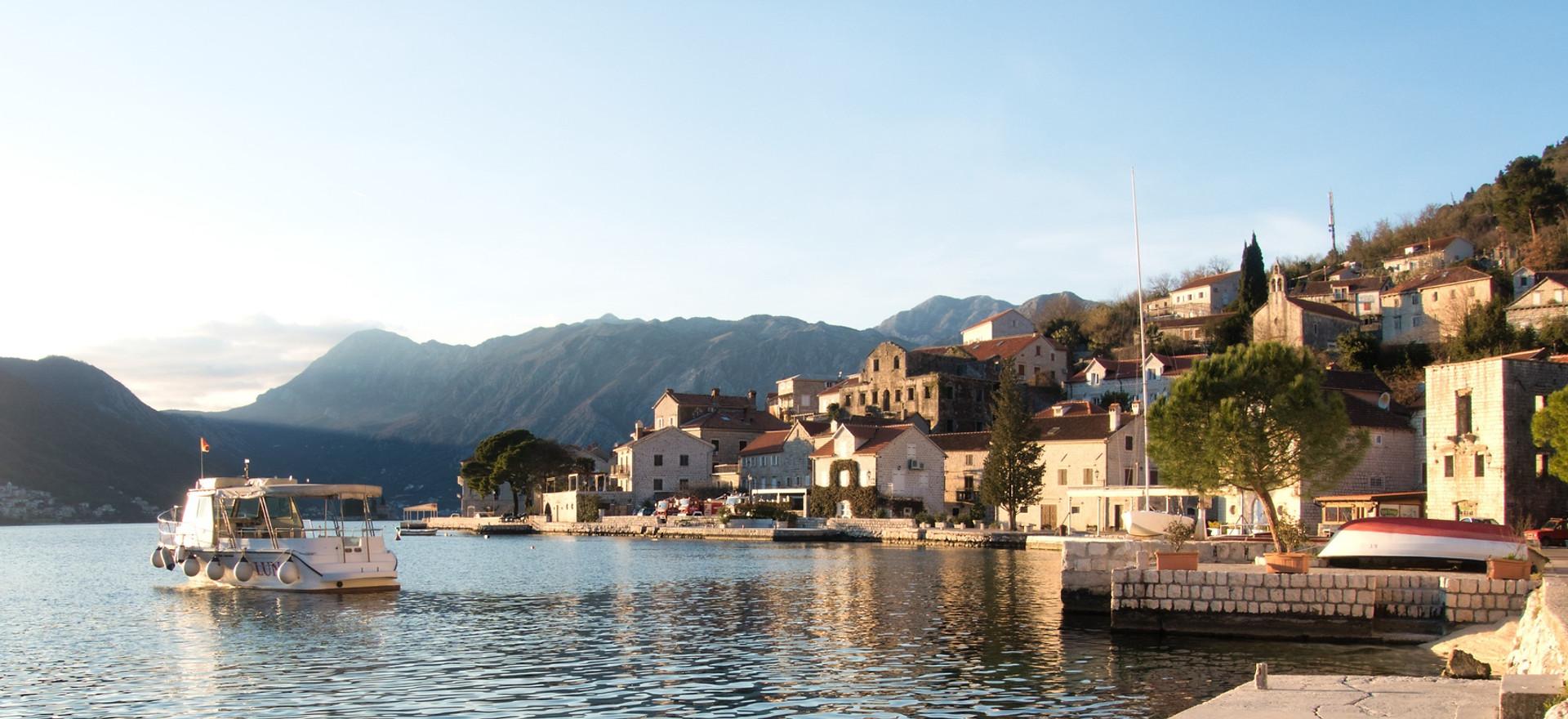 The Balkan Series - Part 6: Kotor Bay - Pearl of the Balkans