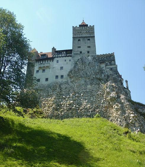 Bran Castle, Romania (Image by Alessandra Iannino)
