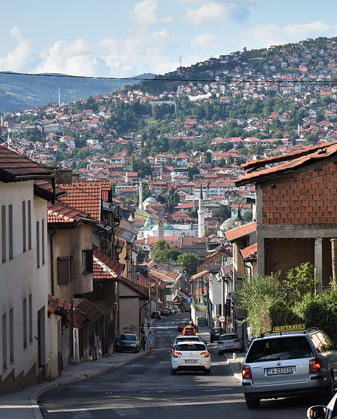 Giving Getaway: Sarajevo (3)