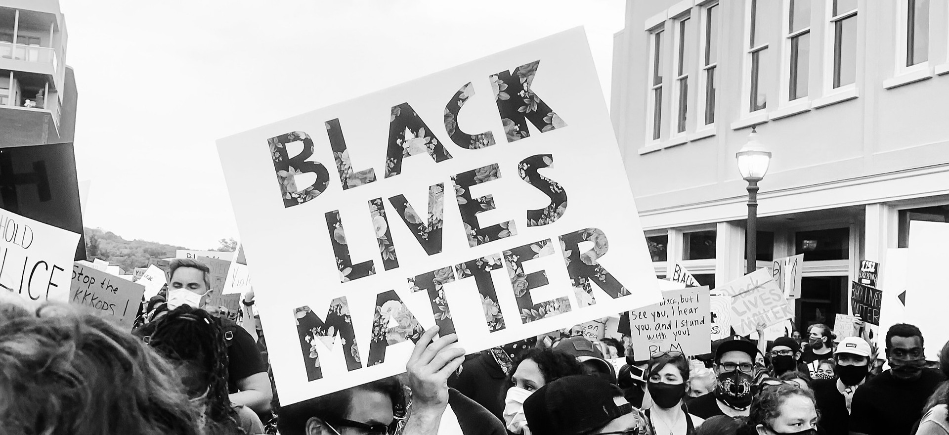 Black Lives Matter - Why Hate is not the Answer