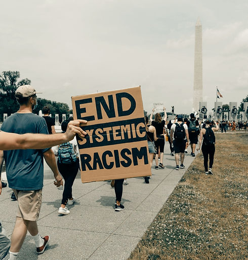 End Systemic Racism (Giving Getaway)