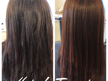 OXO Permanent Hair Smoothing