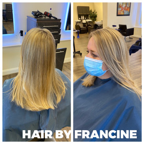Full High-Light with Woman's Haircut/Blow-Dry