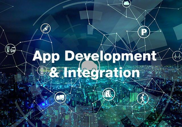 app development and integration