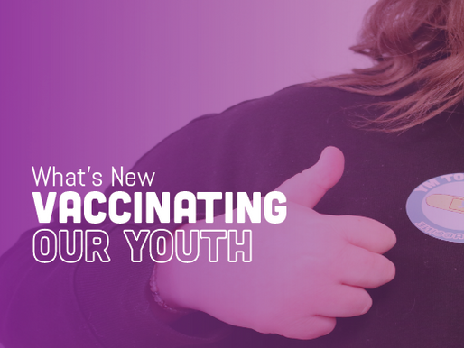 Choices for Youth Celebrates Vaccination Uptake