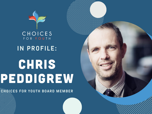 In Profile: Chris Peddigrew