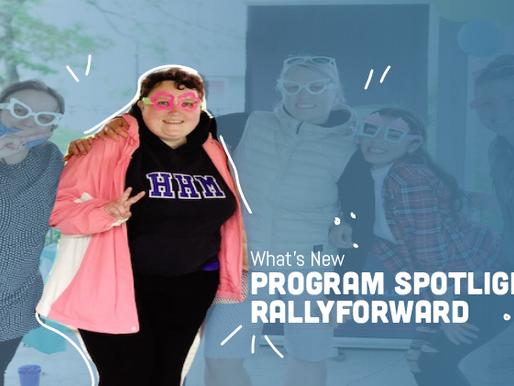 Program Spotlight: RallyForward