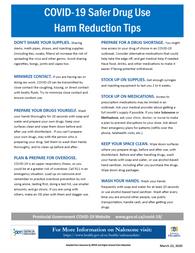 Safe Drug Use Guide