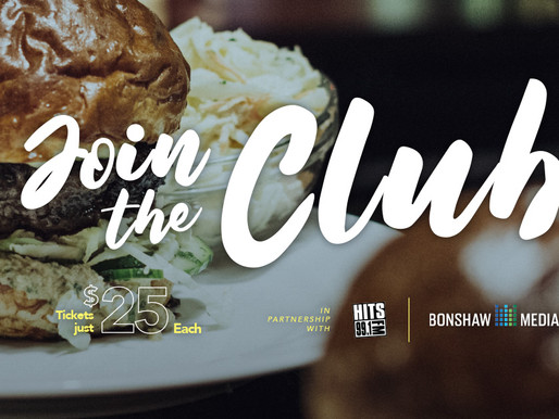Dining Club NL is back!