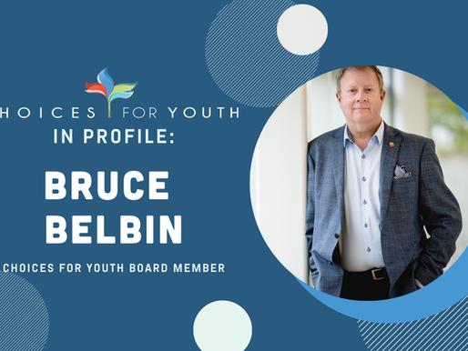 In Profile: Bruce Belbin