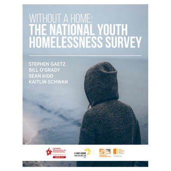 Without a Home - National Youth Homeless Survey