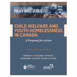 Child Welfare and Youth Homelessness in Canada