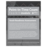 PiT Count - Youth Readiness Assessment