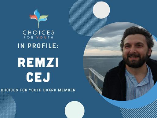 In Profile: Remzi Cej