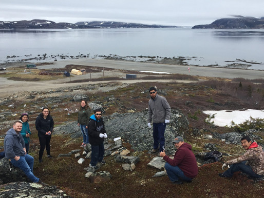 Youth Training Sessions in Nain