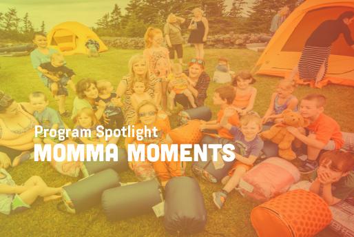 Program Spotlight: Momma Moments