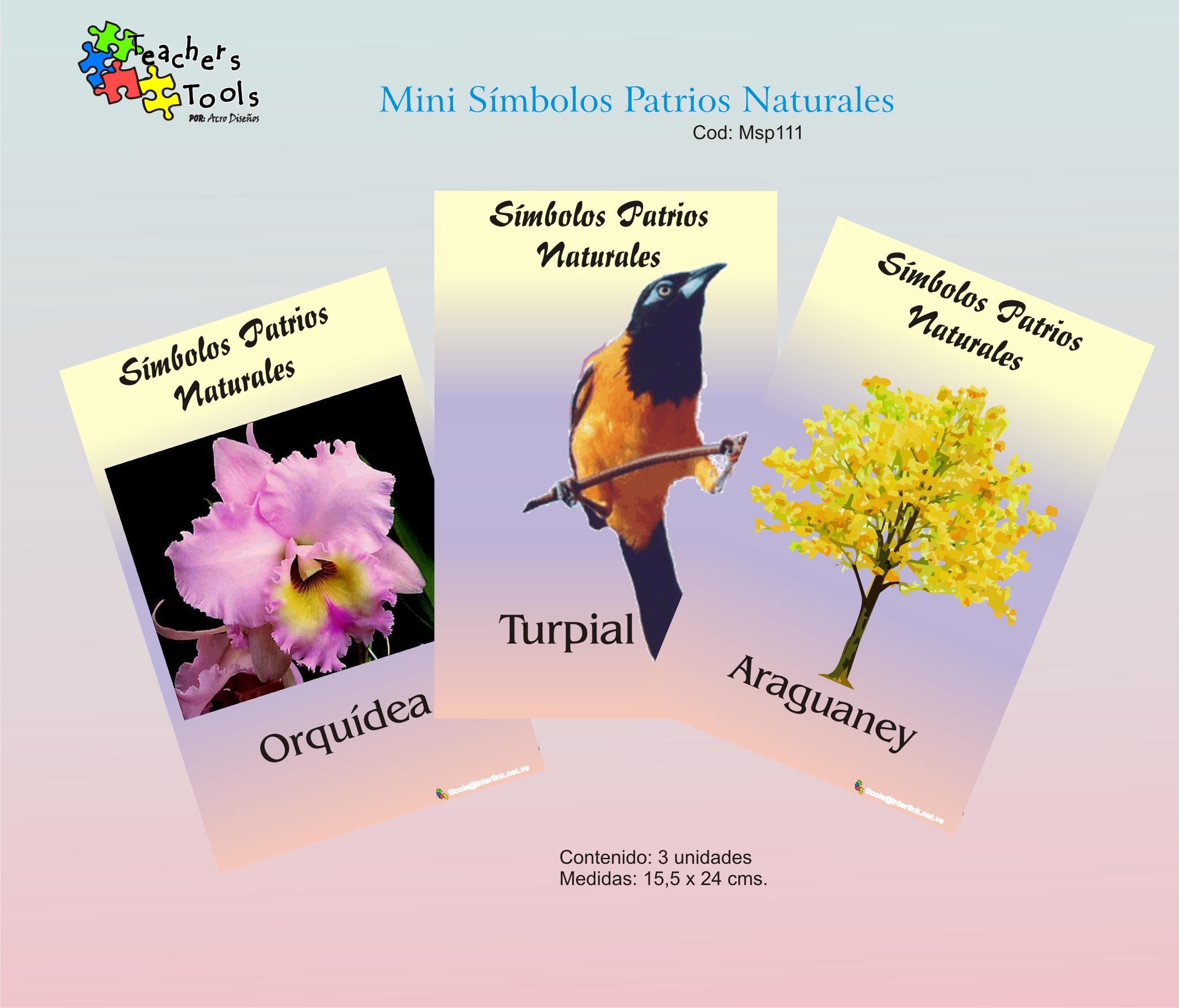 Imagen De Los Simbolos Naturales De Venezuela | simbolos naturales de venezuela imagui
