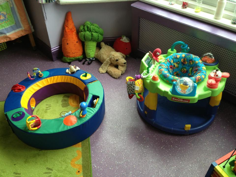 Baby Room Exploring!