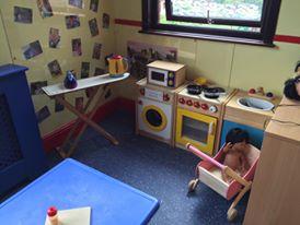 Play Kitchen!