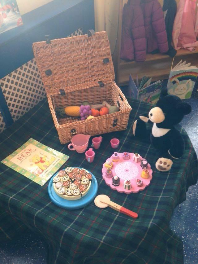 Teddy Bear's Picnic!