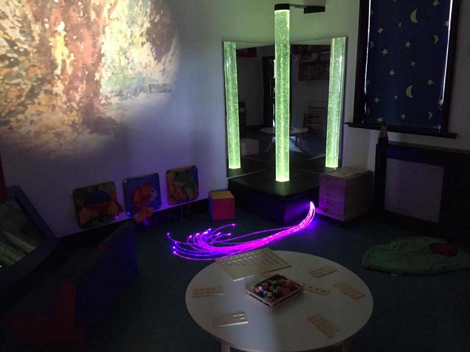 Sensory Room!
