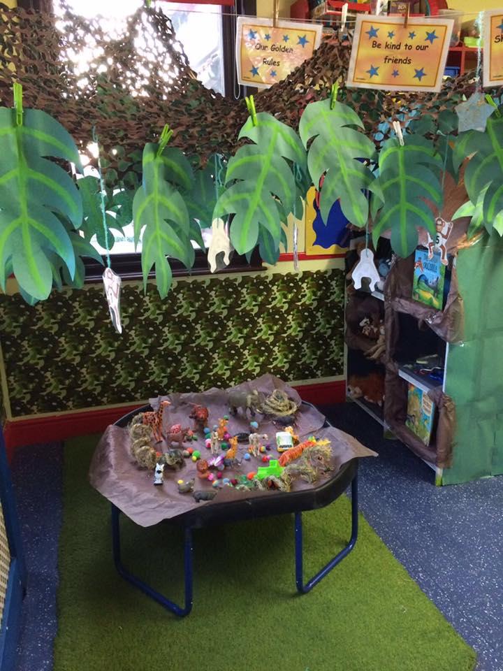 Jungle Theme!
