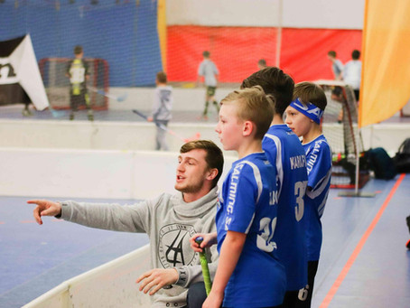 Tři týmy mladších žáků a jejich hodnocení