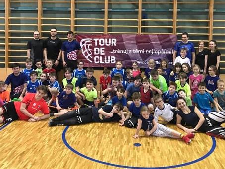 Tour de club opět v Rakovníku