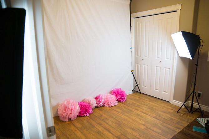 Finally...My Very Own Studio!