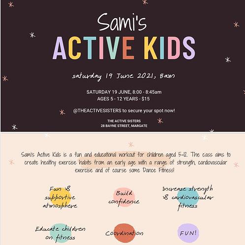 Sami's Active Kids