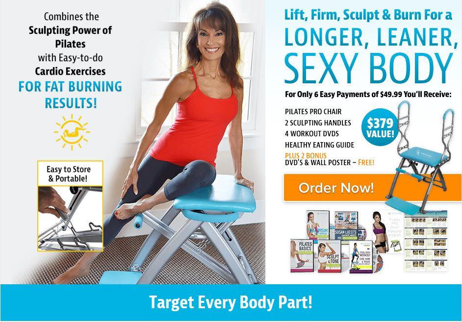 Longer, Leaner, Sexy Body