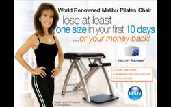 Susan Lucci For Malibu Pilates