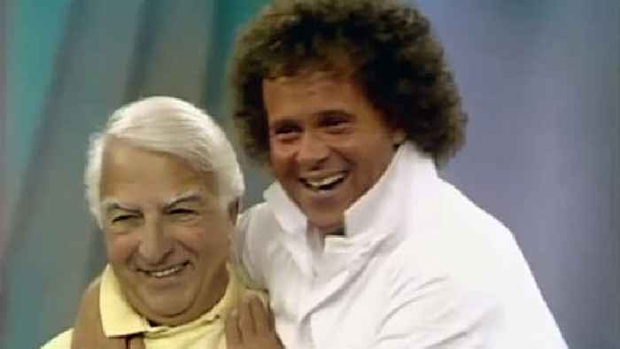 Richard Simmons & Silver Foxes