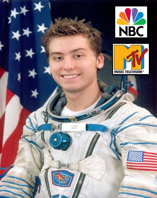 Lance In Space Reality Series