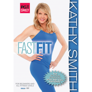 NEW FastFit DVD!