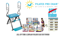 Pilates Pro Chair With Susan Lucci