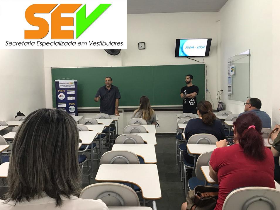 SEV - Secretaria Especializada em Vestibulares
