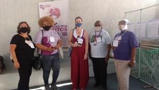 Eleição para a Diretoria Colegiada e Conselho Fiscal do Movimento de Mulheres em São Gonçalo
