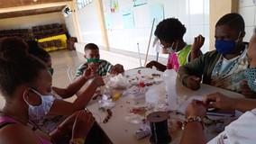 Atividades educativas no acolhimento casas-lar