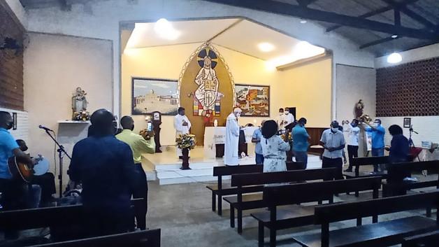 42 anos de sacerdocio de padre Miguel