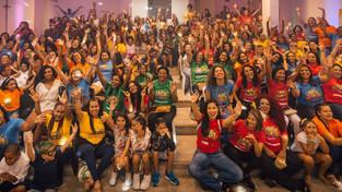 Projeto A ARTE GERANDO RENDA chega ao fim com mais de 3 mil alunos.