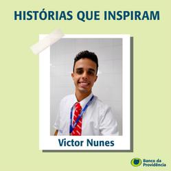Histórias que inspiram: Victor Nunes